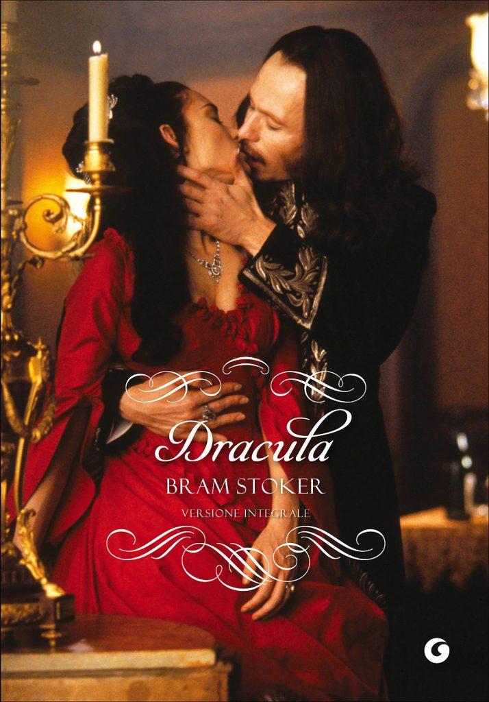 Dracula di Bram Stoker - copertina Giunti Edizioni
