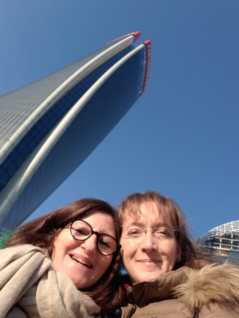 Sandra e Barbara a Milano per Sant'Ambrogio 2019