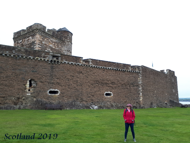 Scotland 2019 - Blackness Castle
