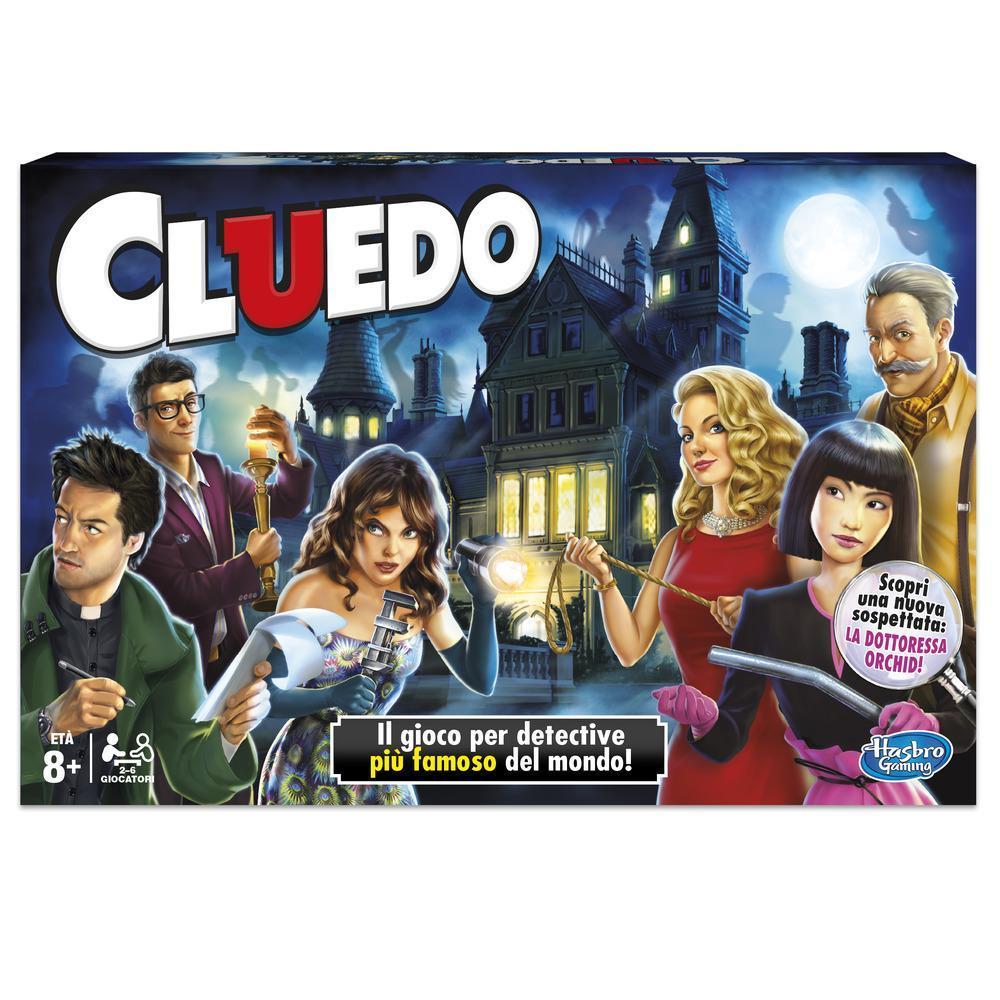 Cluedo. Il gioco per detective più famoso al mondo