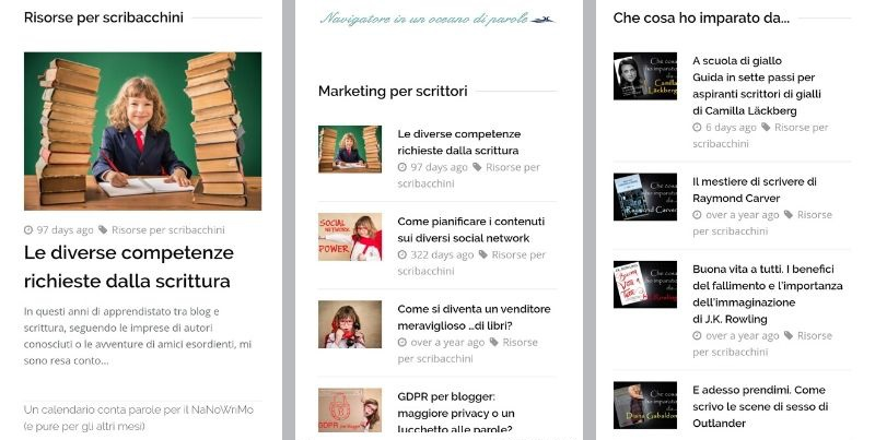 webnauta in versione mobile 3