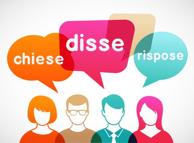 """Le regole di un dialogo, senza impazzire sul classico """"disse"""""""