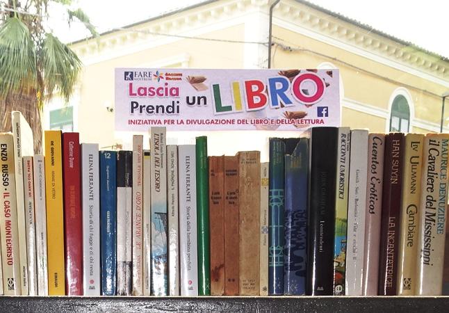 Lascia un libro, prendi un libro - Divulgazione del libro e della lettura