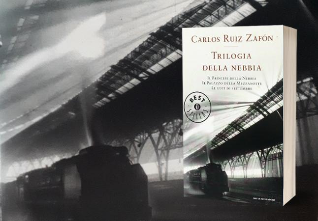 La trilogia della nebbia - Carlos Ruiz Zafòn
