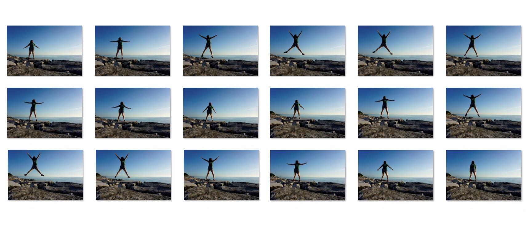 My Peak Challenge Peaker Jump 2020 - sequence