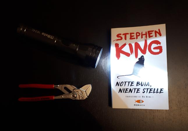 Notte buia, niente stelle di Stephen King. Quando la Postilla vale più del libro