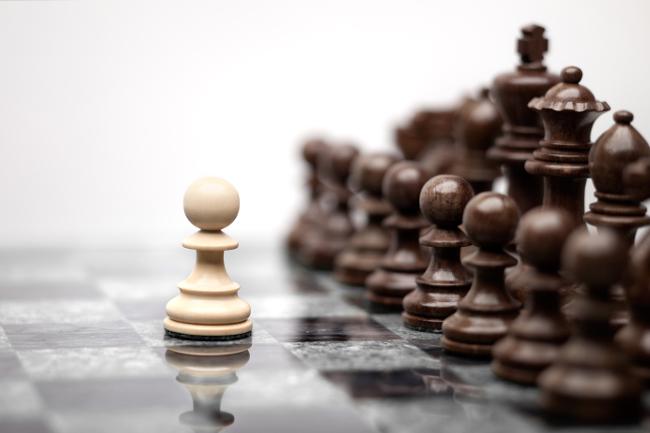 Mi scappa la pipì... durante una partita di scacchi!