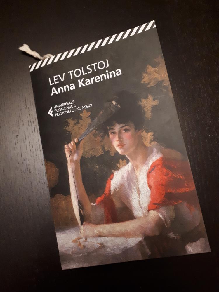 Anna Karenina di Lev Tolstoj. Feltrinelli