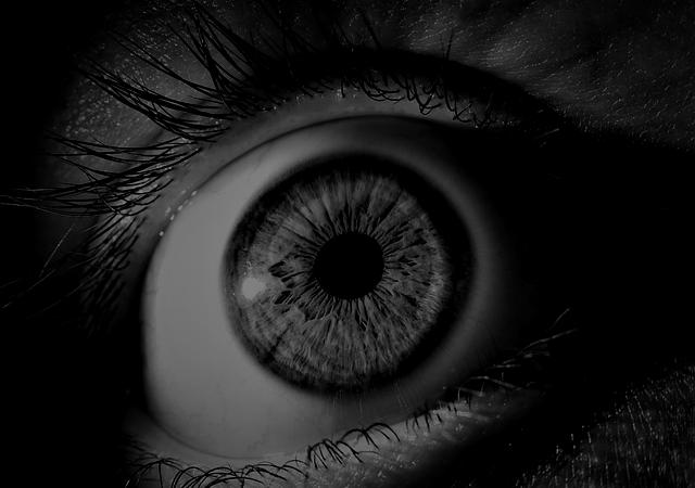 L'occhio nel mirino. Un racconto da principiante