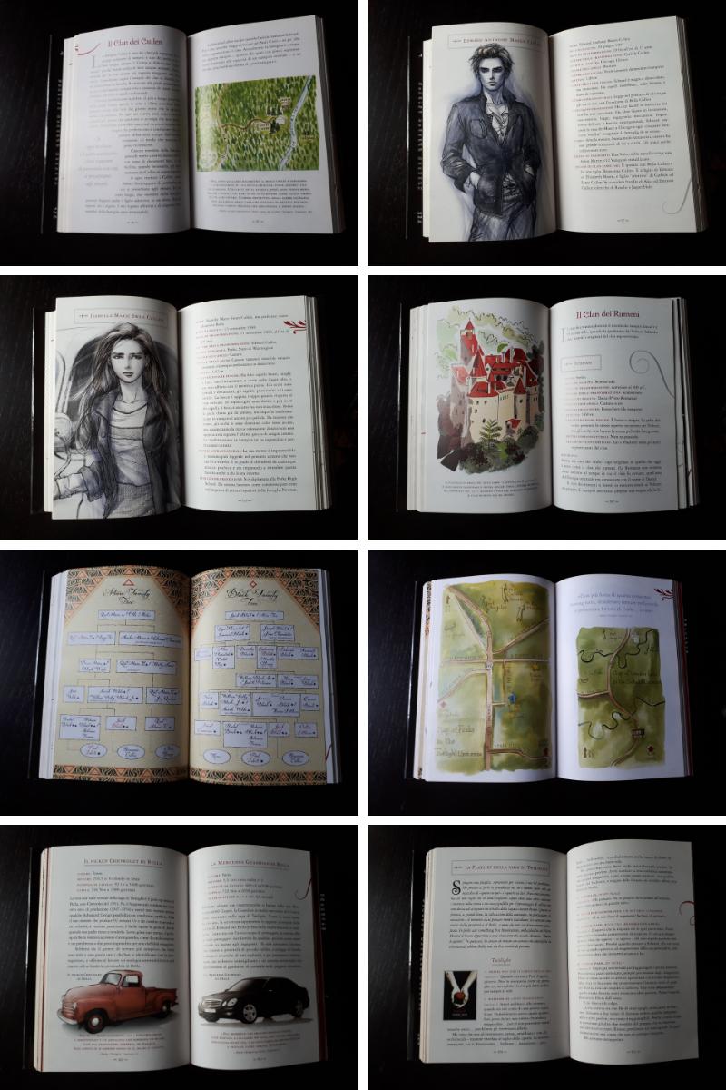 La saga di Twilight. Guida Ufficiale Illustrata - Alcune immagini