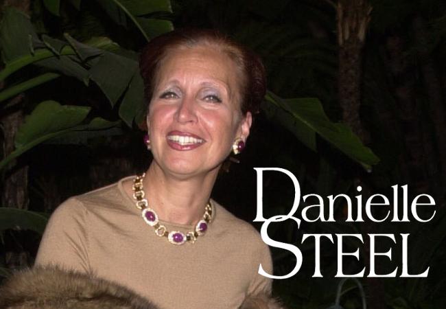 Danielle Steel. Scrivere per 22 ore al giorno