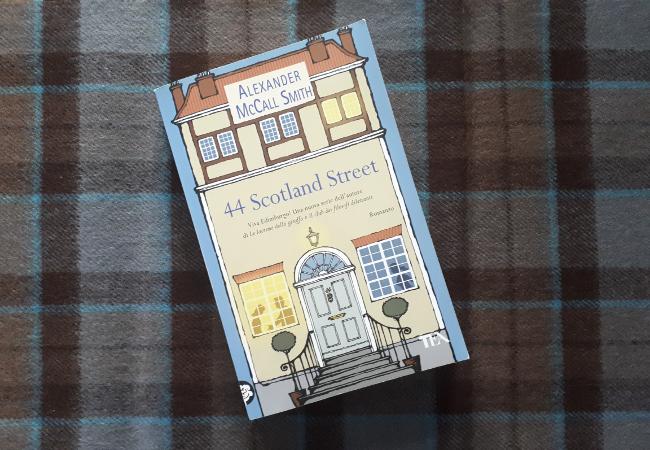 44 Scotland Street di Alexander McCall Smith