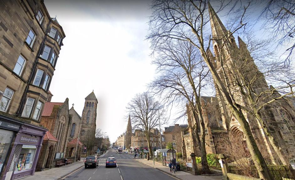 Holy Corner - Edinburgh