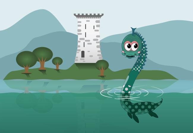 Nessie. Il mostro di Loch Ness in Scozia