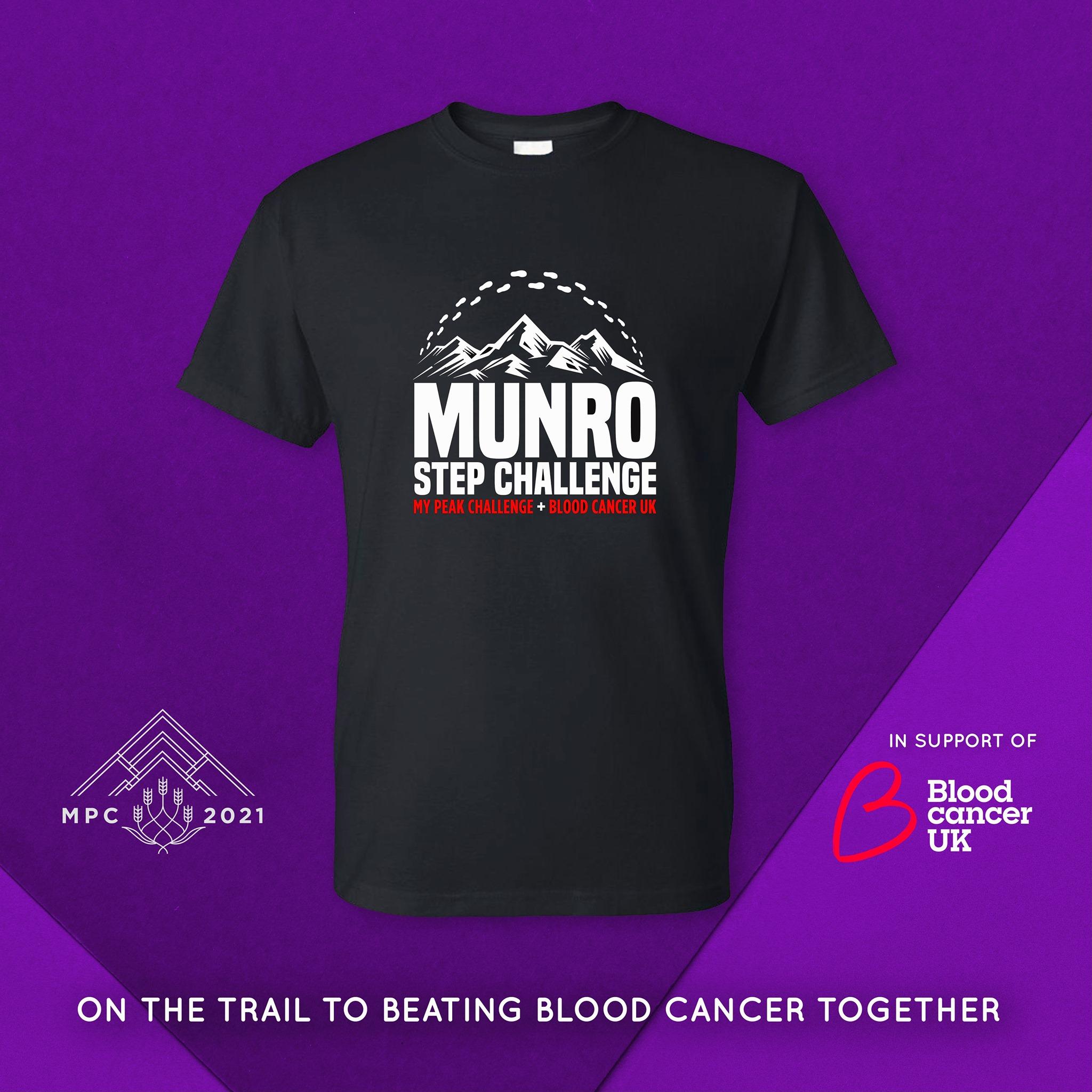 My Peak Challenge - Munro Step Challenge 2021