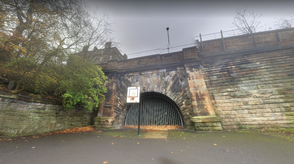 Scotland Street Tunnel - Edinburgh