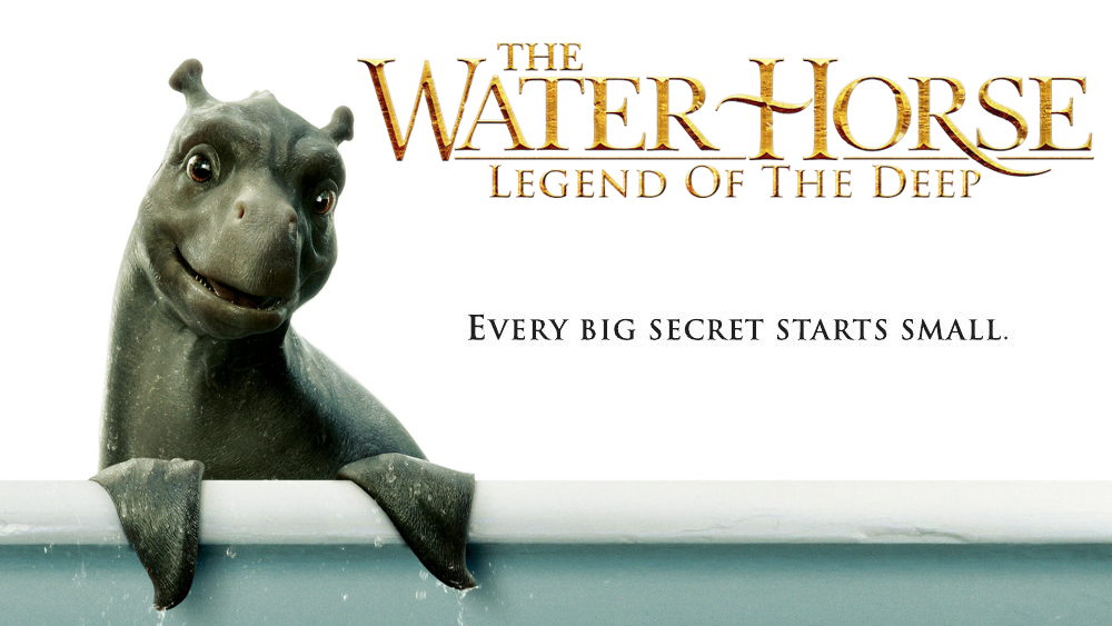The Water Horse. Legend of the deep. (C) Sony Pictures
