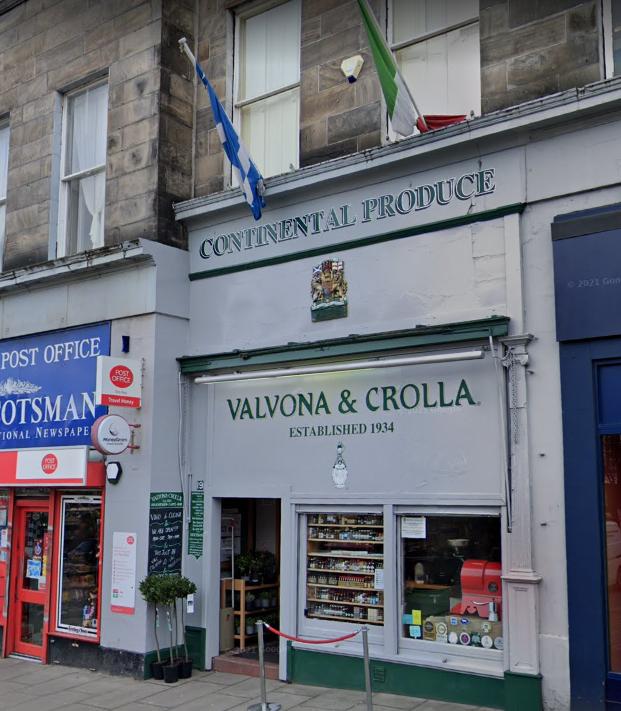 Valvona & Crolla - Edinburgh