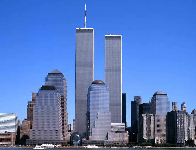 World Trade Center - Twin Towers di New York - Prima dell'11 settembre 2001